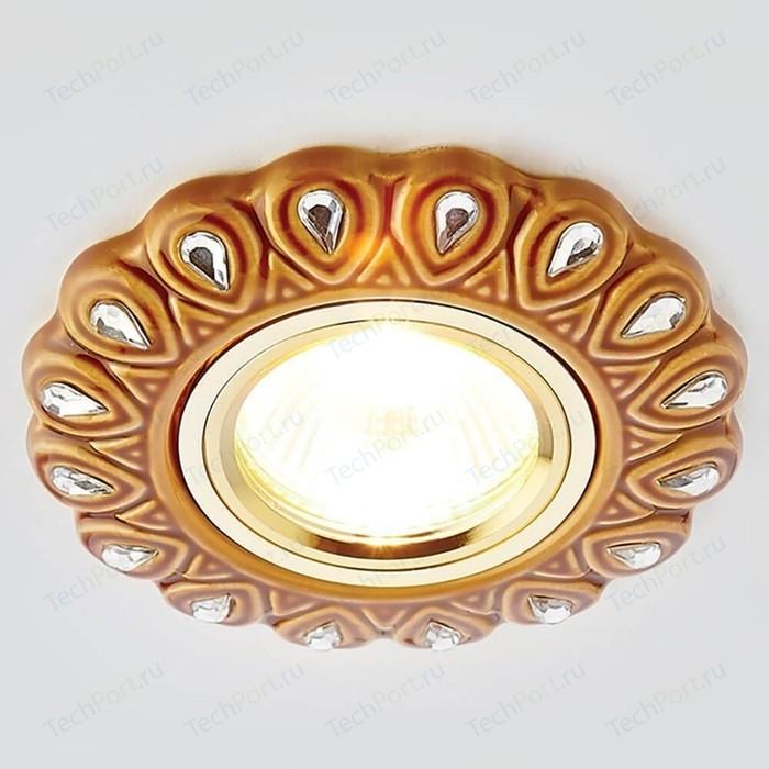 Встраиваемый светильник Ambrella light D5540 SB/CL-A встраиваемый светильник ambrella light classic 120090 sb