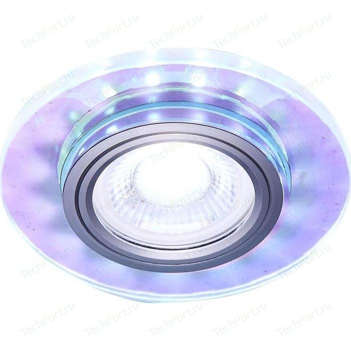 Встраиваемый светодиодный светильник Ambrella light S211 PR/WH встраиваемый светильник ambrella light compo led s211 pr wh