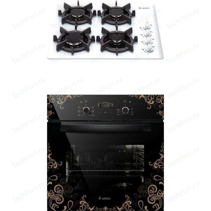 Встраиваемый комплект GEFEST СВН 2230 К11 + ДА 622-02 К19