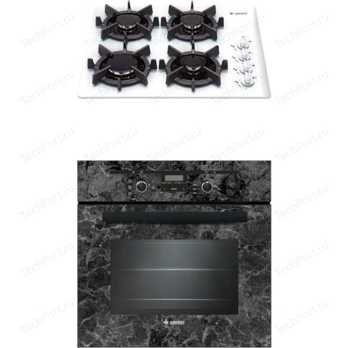 Встраиваемый комплект GEFEST СВН 2230 К11 + ДА 622-02 К53