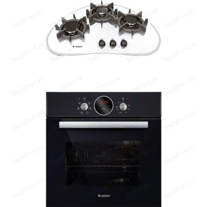 Встраиваемый комплект GEFEST СН 2120 К6 + ДА 602-02 РА