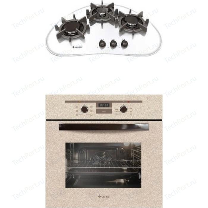 Встраиваемый комплект GEFEST СН 2120 К6 + ДА 622-02 К48 S встраиваемый комплект gefest сн 2120 к6 да 622 02 к
