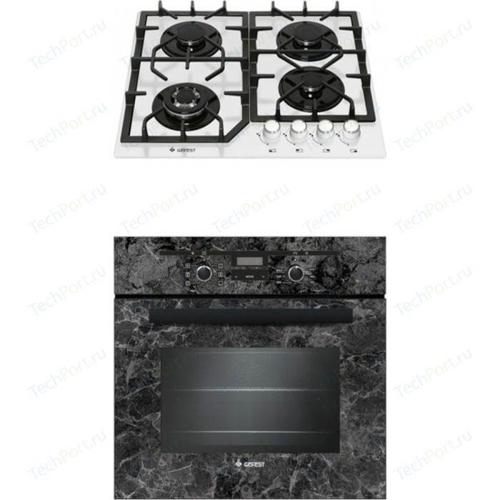 Встраиваемый комплект GEFEST ПВГ 2232-01 К12 + ДА 622-02 К53