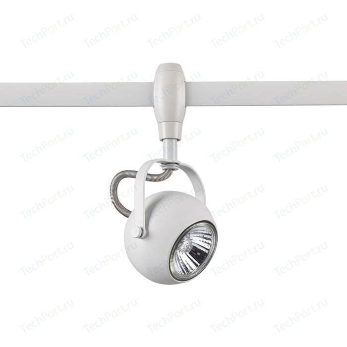 Трековый светильник Odeon 3804/1 трековый светильник спот odeon light flexi techno pro 3631 1