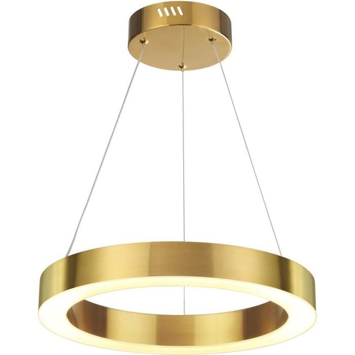 Подвесной светодиодный светильник Odeon 3885/25LG