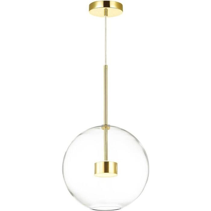 Подвесной светодиодный светильник Odeon 4640/12L
