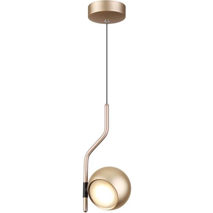 Подвесной светодиодный светильник Odeon 3915/9L