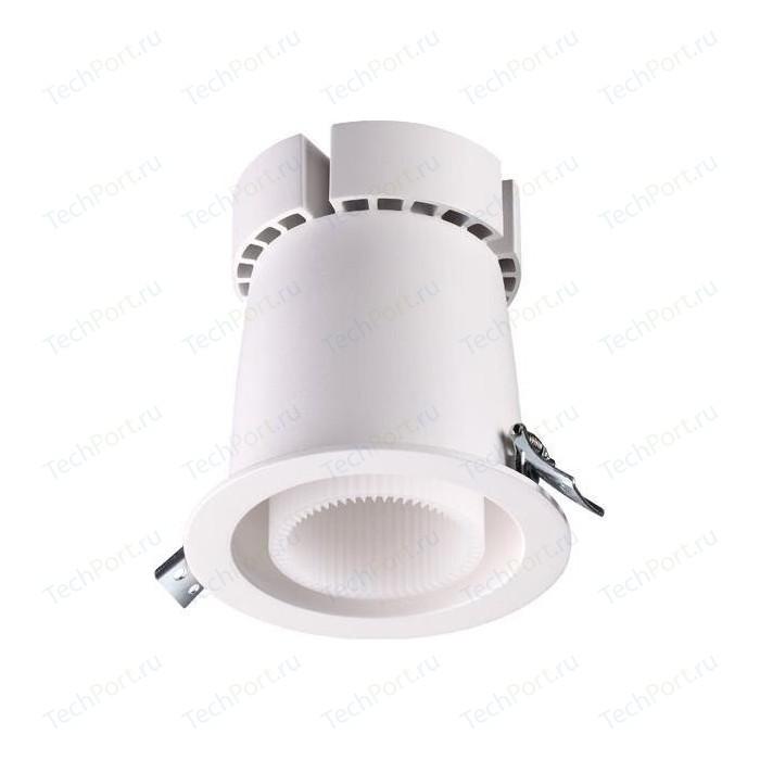 Встраиваемый светодиодный светильник Novotech 358201