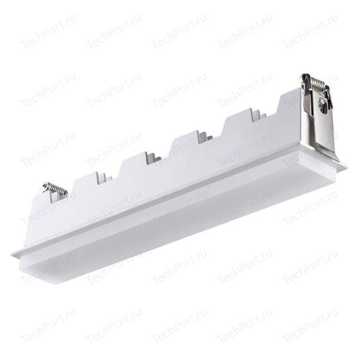 Встраиваемый светодиодный светильник Novotech 358241