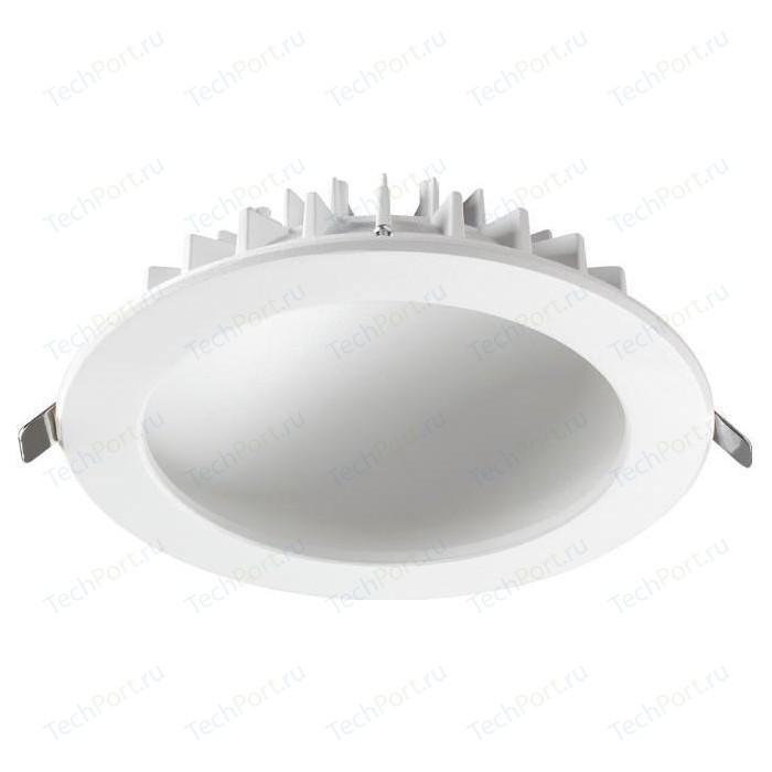 Встраиваемый светодиодный светильник Novotech 358277