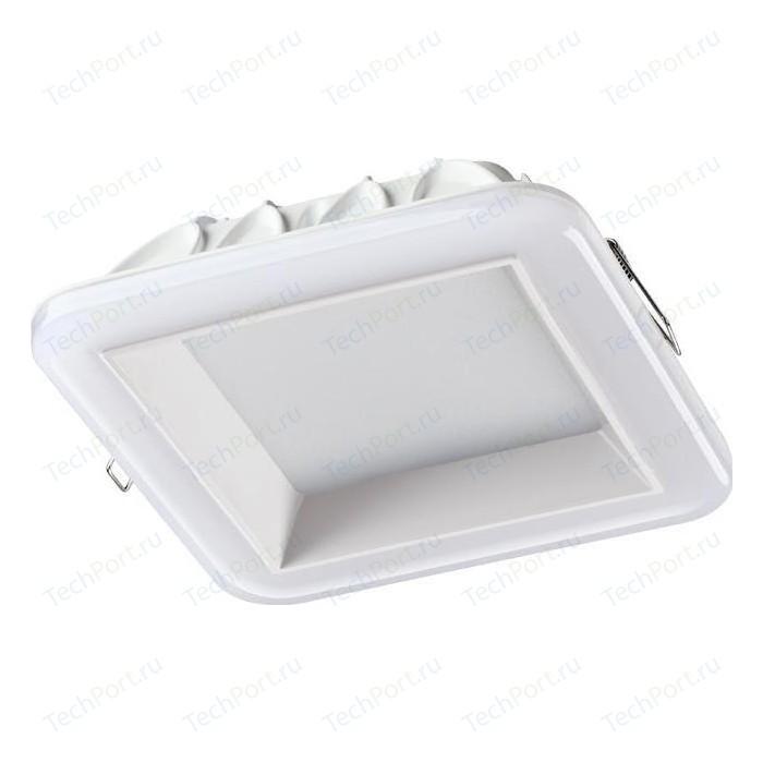 Встраиваемый светодиодный светильник Novotech 358284