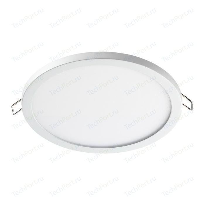 Встраиваемый светодиодный светильник Novotech 358268