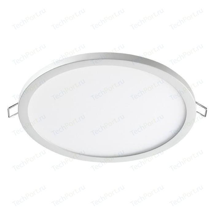 Встраиваемый светодиодный светильник Novotech 358269 встраиваемый светодиодный светильник novotech 357997