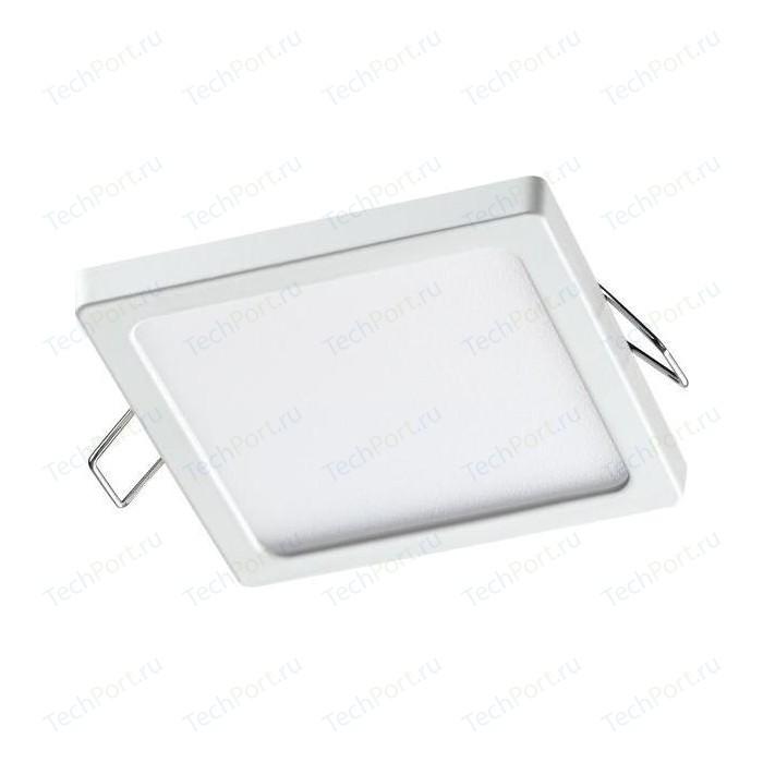 Встраиваемый светодиодный светильник Novotech 358271