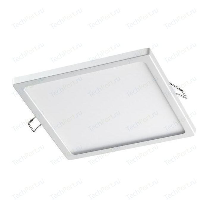 Встраиваемый светодиодный светильник Novotech 358272