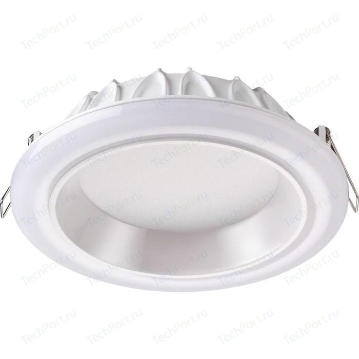 Встраиваемый светильник Novotech 358280 встраиваемый светильник novotech 370643