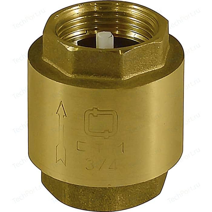 Фото - Клапан СТМ обратный 1 1/4 (CBCV0114) клапан itap обратный clapet 4 вр дисковый горизонтальный с металлическим затвором и ревизией