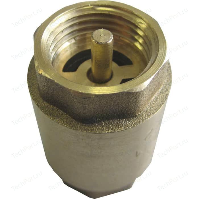 Клапан СТМ обратный 1 1/2 с латунным штоком (CBCVB112)