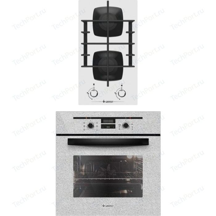 Встраиваемый комплект GEFEST 2002 К12 + ДА 622-02 К46