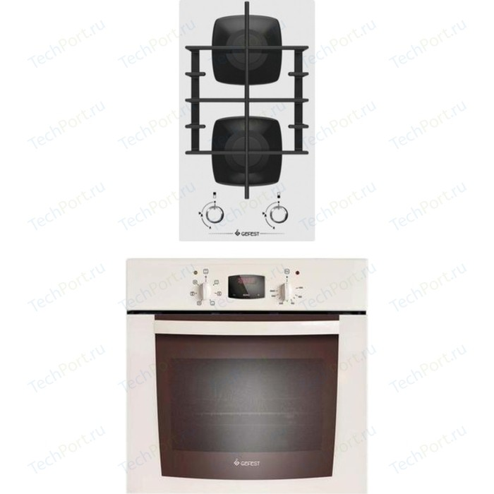 Встраиваемый комплект GEFEST 2002 К12 + ДА 602-02 В1