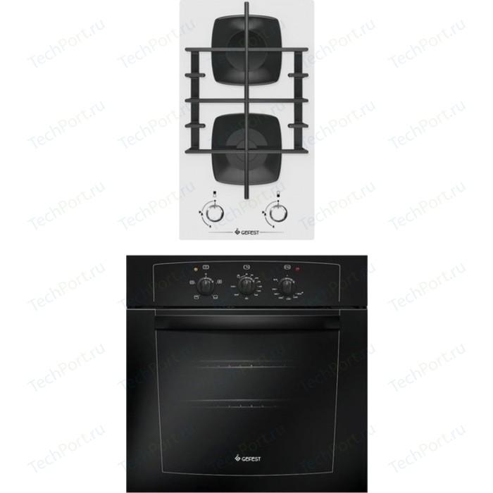 Встраиваемый комплект GEFEST 2003 К12 + ДГЭ 601-01 А