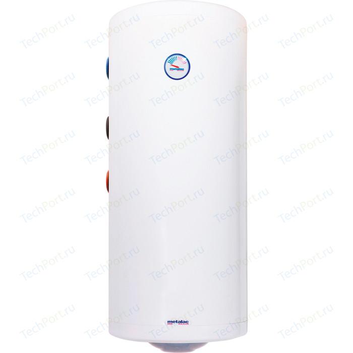 Комбинированный водонагреватель Metalac COMBI PRO WL 200 (левое подключение) биметаллический радиатор rifar рифар b 500 нп 10 сек лев кол во секций 10 мощность вт 2040 подключение левое