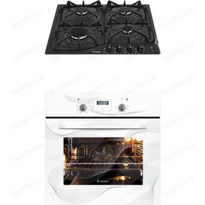Встраиваемый комплект GEFEST СН 1210 К2 + ДА 622-02 К28 электрический шкаф gefest 622 02 к28 белый