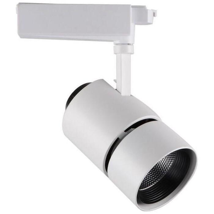 Фото - Трековый светодиодный светильник Arte Lamp A2450PL-1WH трековый светодиодный светильник arte lamp a2718pl 1wh