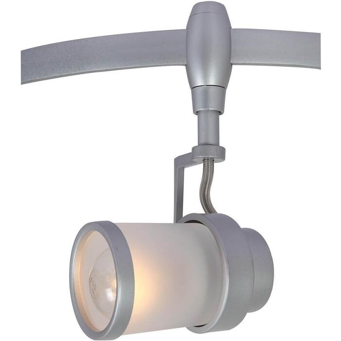 Трековый светильник Arte Lamp A3056PL-1SI
