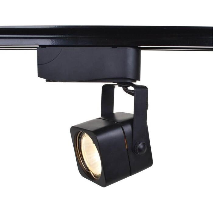Трековый светильник Arte Lamp A1314PL-1BK светильник arte lamp трековый mizar a1311pl 1bk