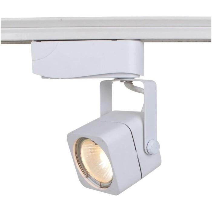 Трековый светильник Artelamp A1314PL-1WH трековый светильник arte lamp linea a1314pl 1wh