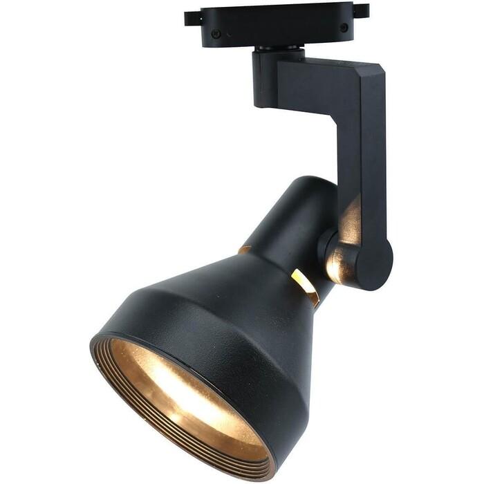Трековый светильник Arte Lamp A5108PL-1BK