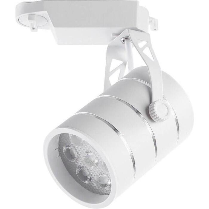 Фото - Трековый светодиодный светильник Arte Lamp A2707PL-1WH трековый светодиодный светильник arte lamp a2718pl 1wh