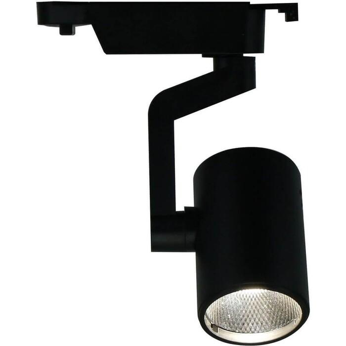 Трековый светодиодный светильник Arte Lamp A2310PL-1BK