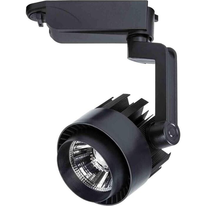 Трековый светодиодный светильник Arte Lamp A1620PL-1BK светильник arte lamp трековый mizar a1311pl 1bk