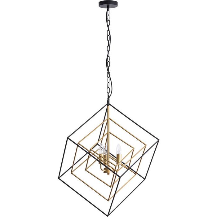 Подвесная люстра Arte Lamp A5283SP-3BK