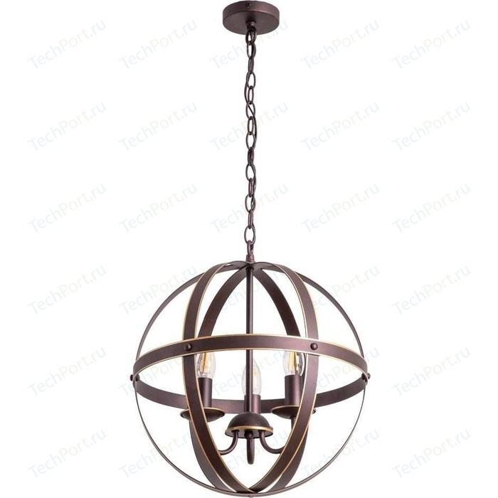 Подвесная люстра Arte Lamp A1087SP-3BR