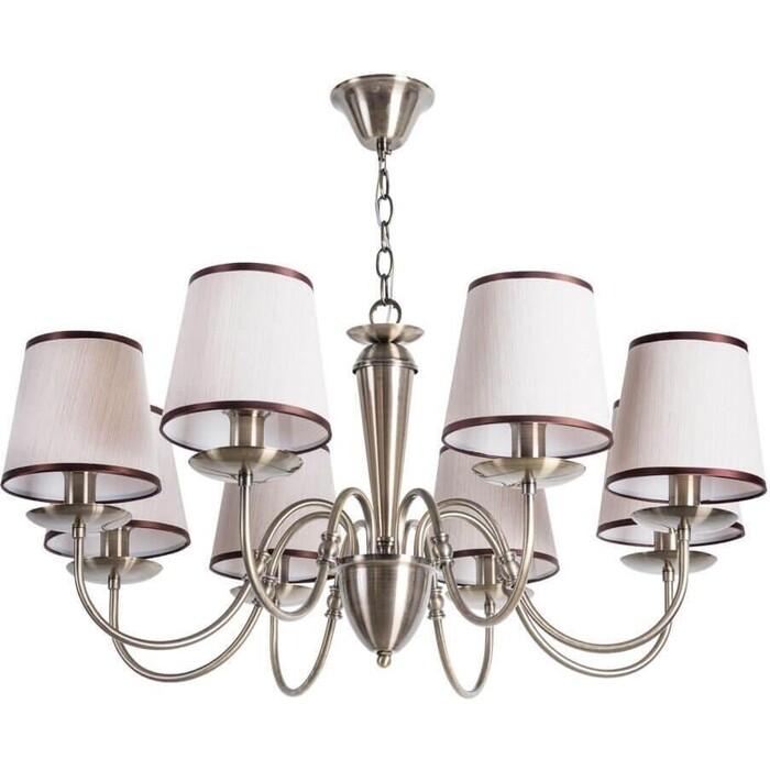 Фото - Подвесная люстра Arte Lamp A3227LM-8AB люстра arte lamp enigma a3133pl 8ab 320 вт