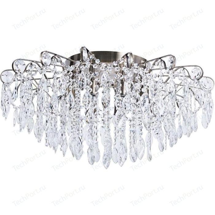 Фото - Потолочная люстра Arte Lamp A1660PL-8AB люстра потолочная arte lamp gelo a6001pl 9bk