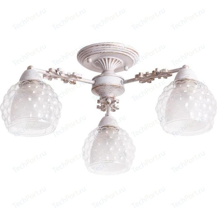Потолочная люстра Arte Lamp A7695PL-3WG