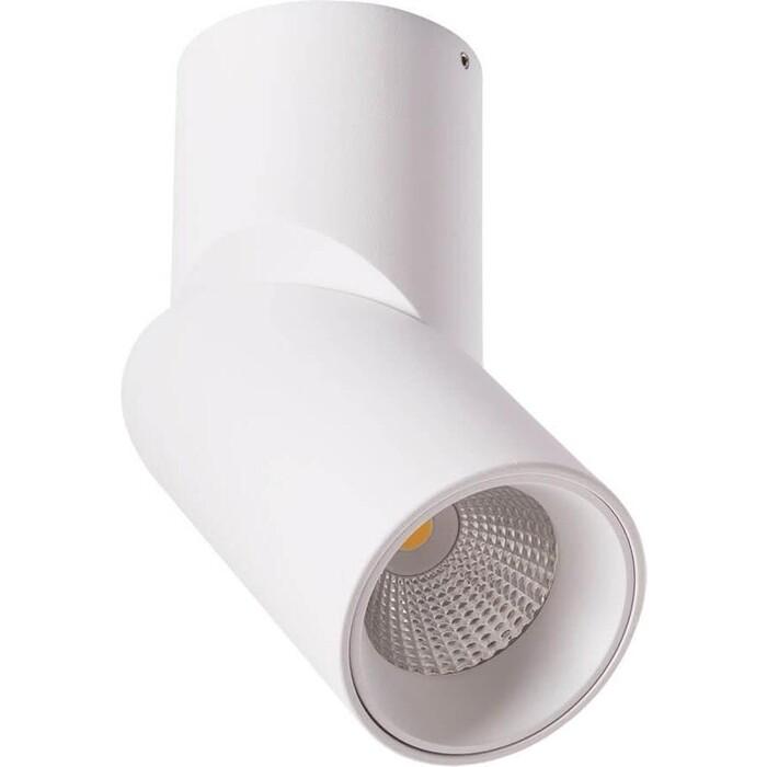 Светодиодный спот Arte Lamp A7717PL-1WH светодиодный спот arte lamp a7717pl 1bk