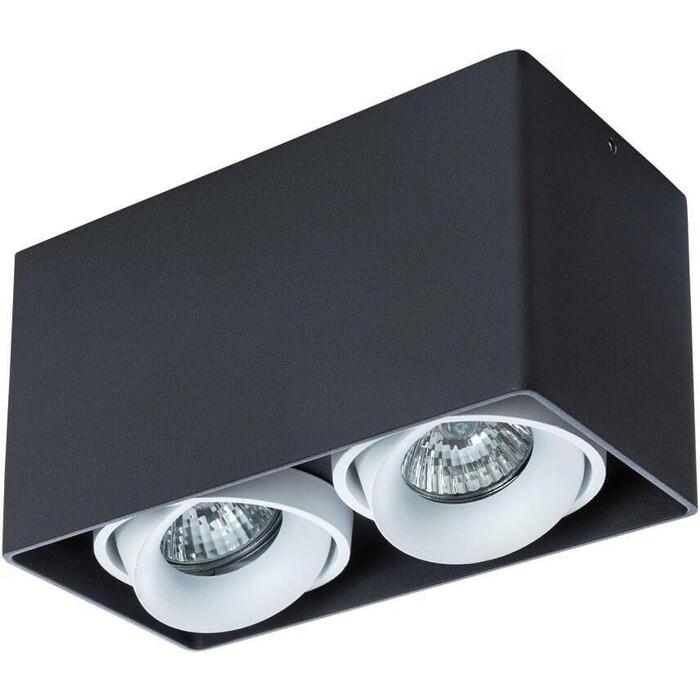 Потолочный светильник Arte Lamp A5654PL-2BK