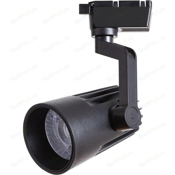Трековый светильник Arte Lamp A1632PL-1BK светильник arte lamp трековый mizar a1311pl 1bk
