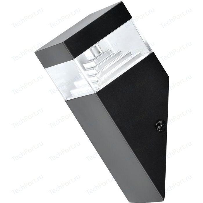 Уличный настенный светильник Arte Lamp A2218AL-1BK