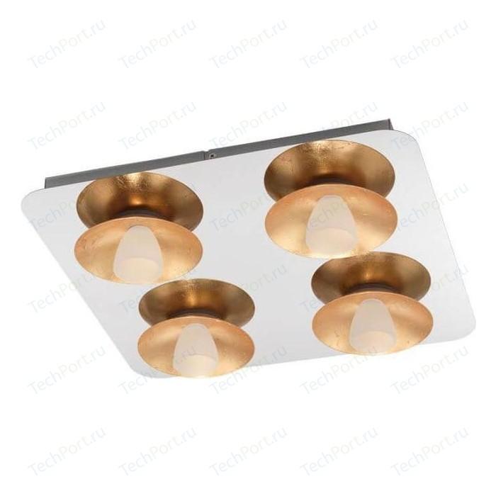 Потолочная светодиодная люстра Eglo 97524 потолочная люстра eglo 97903