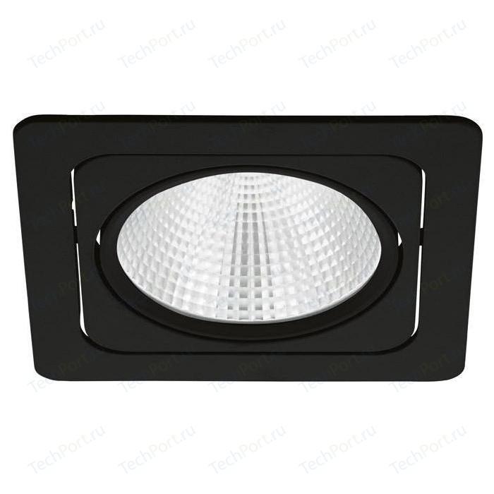 Встраиваемый светодиодный светильник Eglo 61666 встраиваемый светодиодный светильник eglo 61544