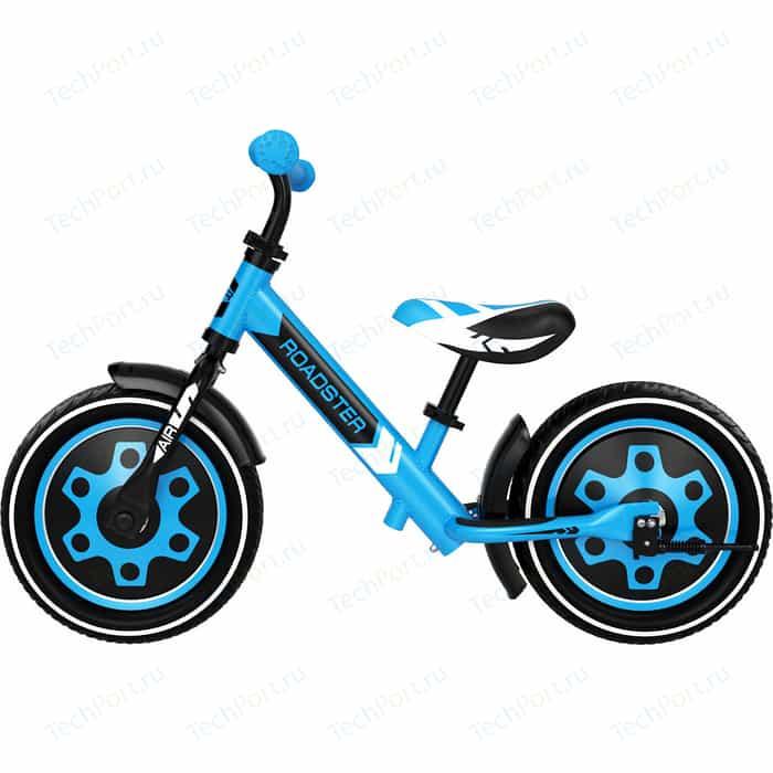 Беговел Small Rider Roadster 3 (Classic AIR) (синий)