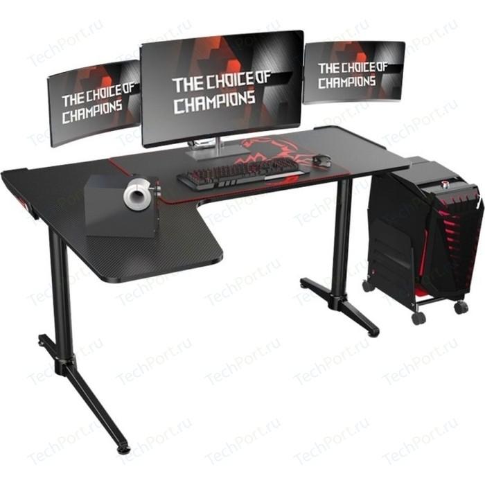 Компьютерные стол Eureka L60 черный