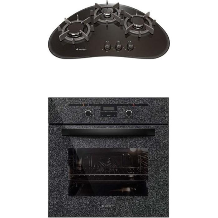 Встраиваемый комплект GEFEST СН 2120 + ДА 622-02 К43