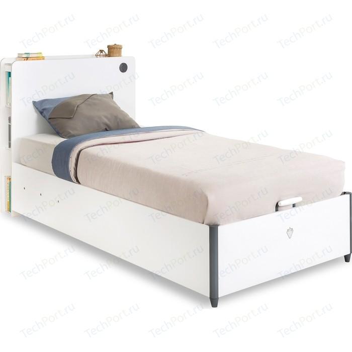 Кровать Cilek White 200x100 с подъемным механизмом 20.54.1705.00